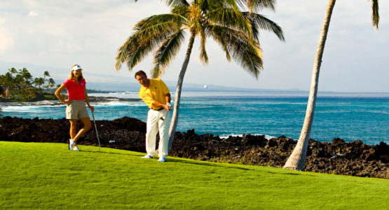 Waikoloa Beach Course