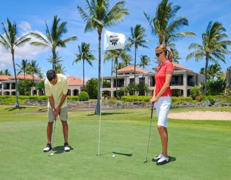 Aston Shores Stay and Play Golf Packages