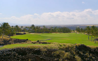 Waikoloa Beach Course Hole 18