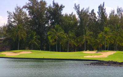 Waikoloa Beach Course Hole 2
