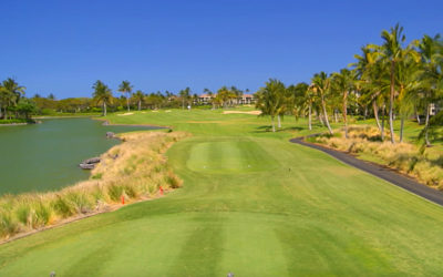 Waikoloa Beach Course Hole 4