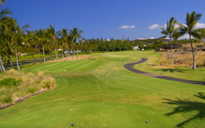 Waikoloa Beach Course Hole 5