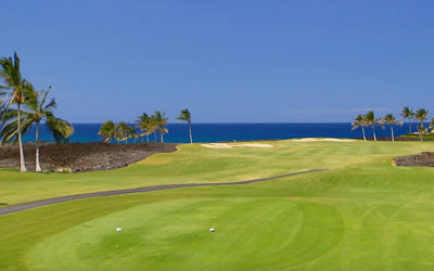Waikoloa Beach Course Hole 7