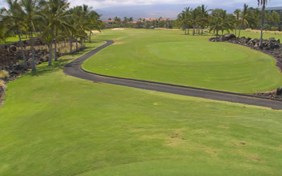 Waikoloa Beach Course Hole 9