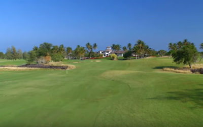 Waikoloa Kings Course Hole 18