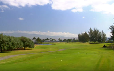 Waikoloa Kings Course Hole 2