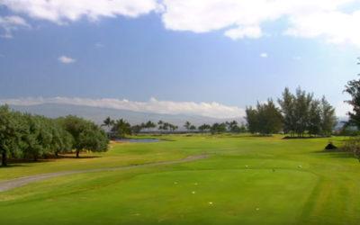 Waikoloa Kings Course Hole 2