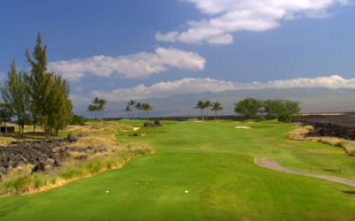 Waikoloa Kings Course Hole 5