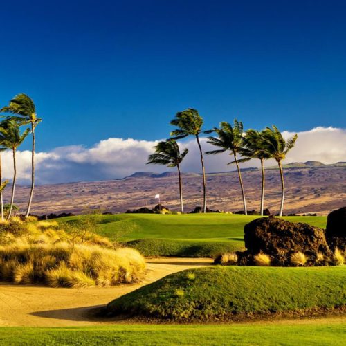 Waikoloa Golf Resort logo